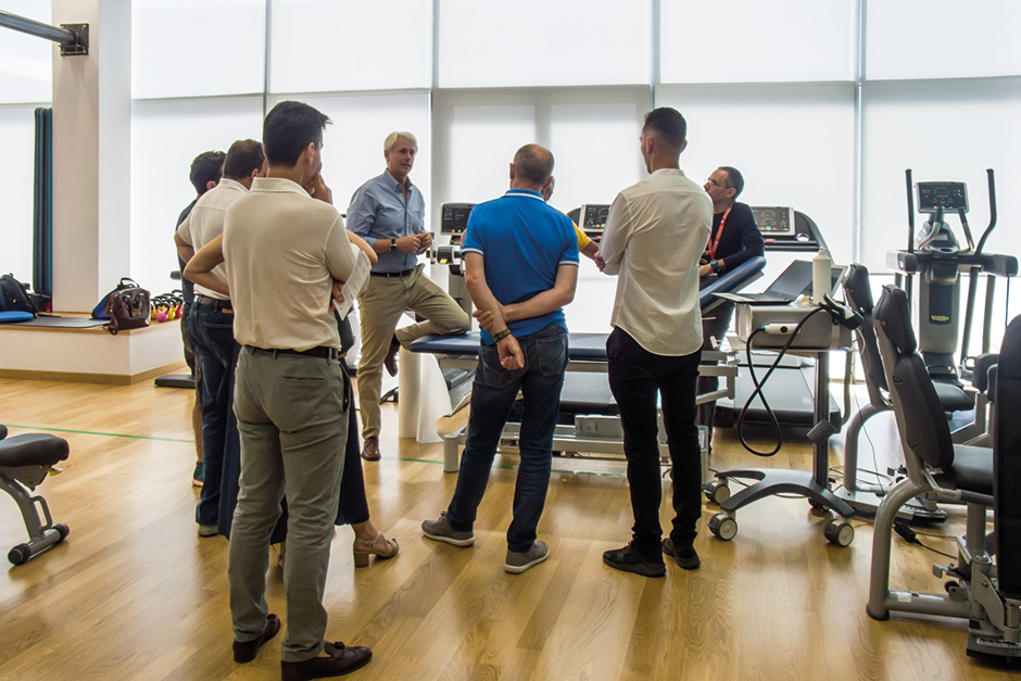 Practical Workshops on Shock Wave Therapy